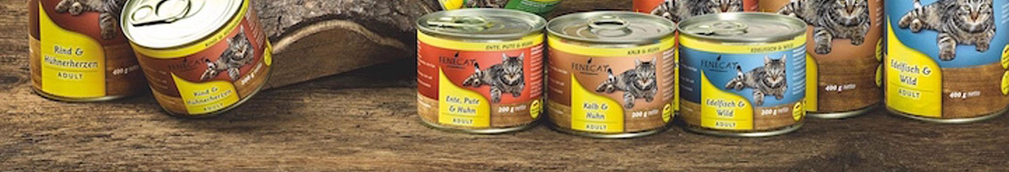 FeneCat - die natürliche Form des Katzenfutters