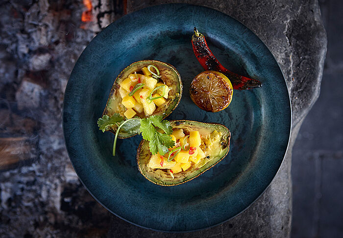 avocado-ananas-mango-salsa
