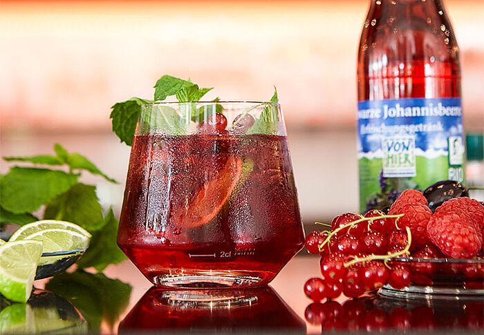 Berry Tea Lillet