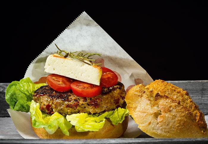 Grundrezept für Burgerpatties
