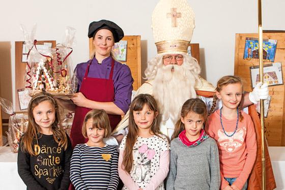 Zum Thema  Die Gewinner unseres Bäckerei-Malwettbewerbs