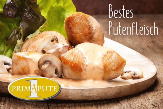 Zum Thema  PrimaPute: Bestes Putenfleisch aus Süddeutschland
