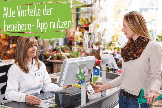 Zum Thema  Kennen Sie schon die Feneberg-App?