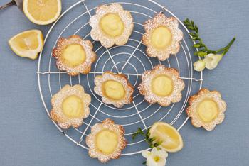 Zitronen-Blümchen