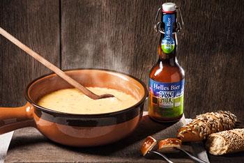 Bier-Fondue